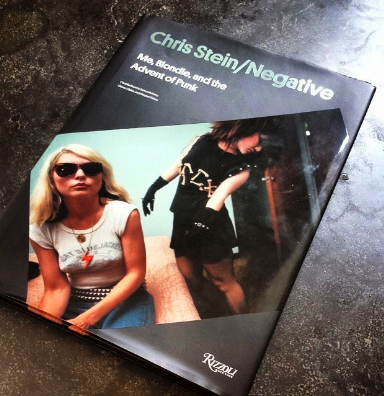 Chris Stein - Negative: Me, Blondie and the Advent of Punk