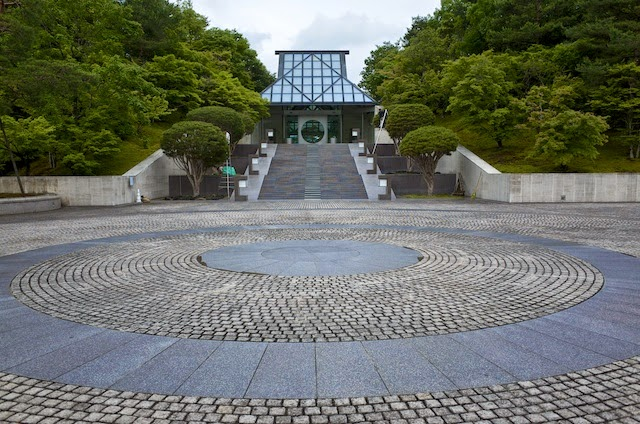 MIHO MUSEUM 美術館棟