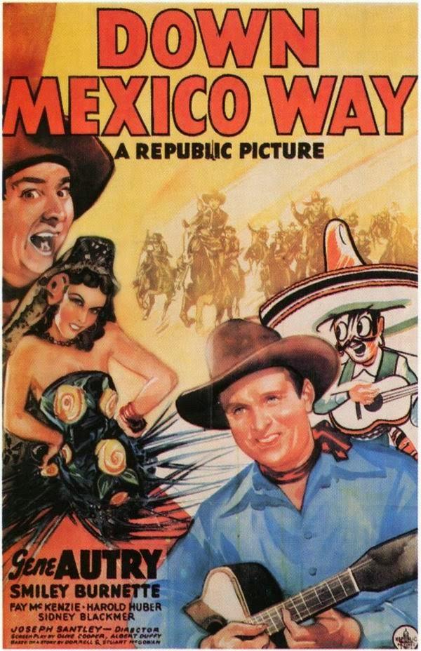 Down Mexico Way 1941