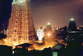 Madurai Temple