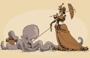 Brian Kesinger's Tea Girls