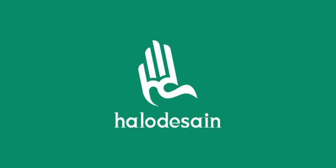 Logo Halo Desain