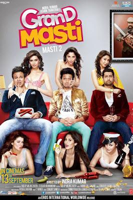 Grand Masti (2013) Full Movie in HD