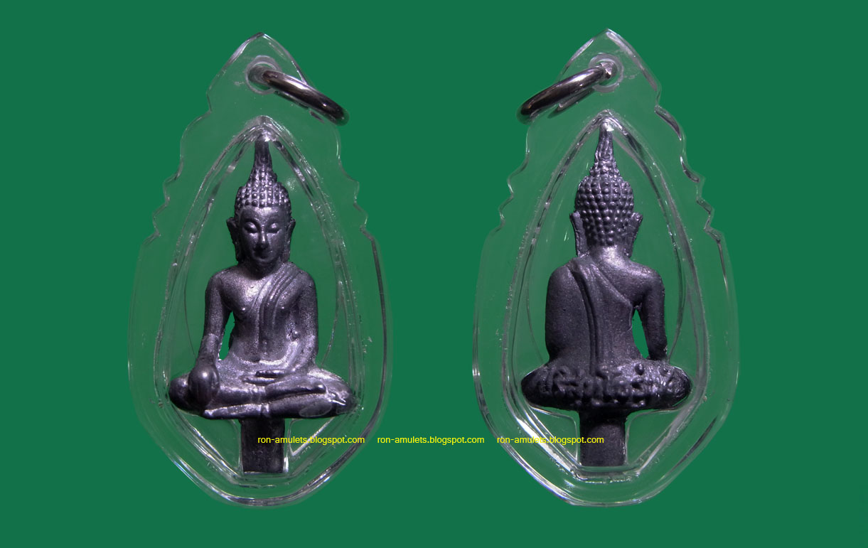 Ron Amulets Gallery 泰国佛牌收藏: Phra Yod Tong Roon Ha Tha Ying ...