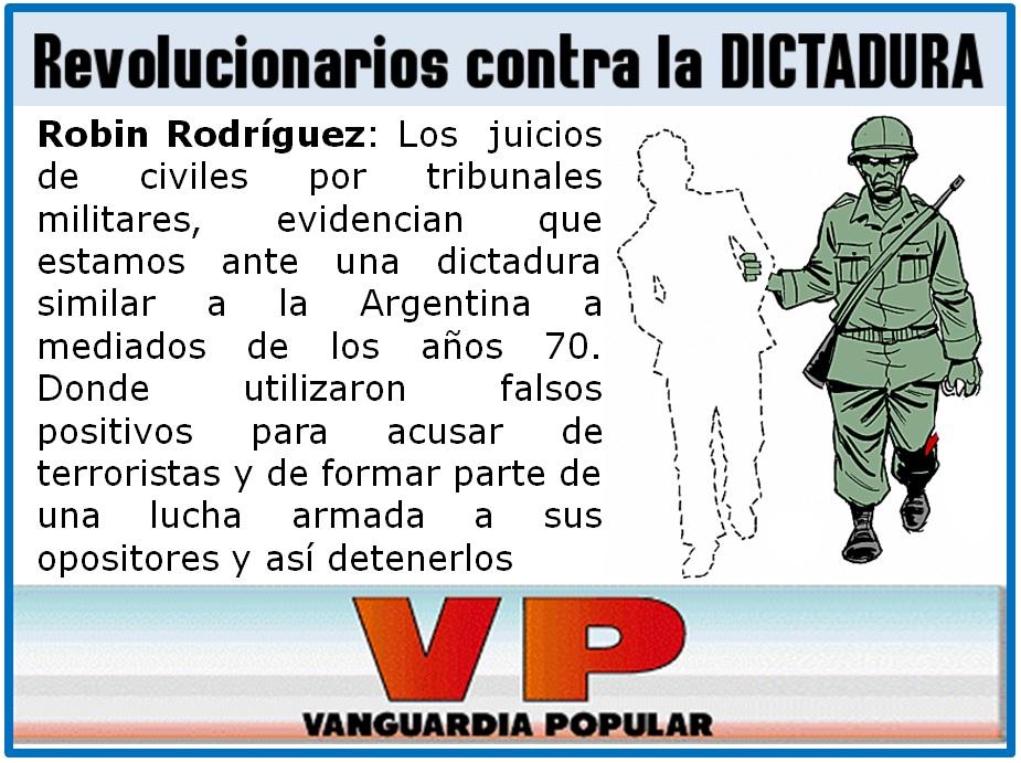 Basta de represión!!