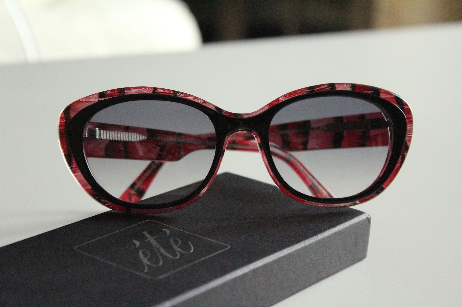 Eniwhere Fashion - Été Lunettes - Le Piume - Cluse Cardinale