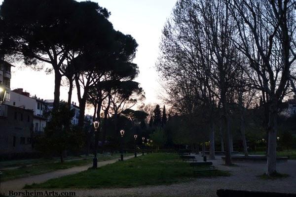 Florence, Italy, Firenze, Italia, Giardino dell'Orticoltura