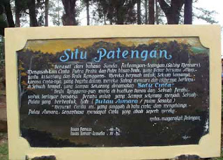 Keindahan Objek Wisata Situ Patengan