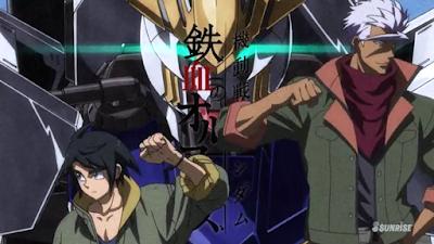Gundam Tekketsu - Iron Blooded Orphans ep 06