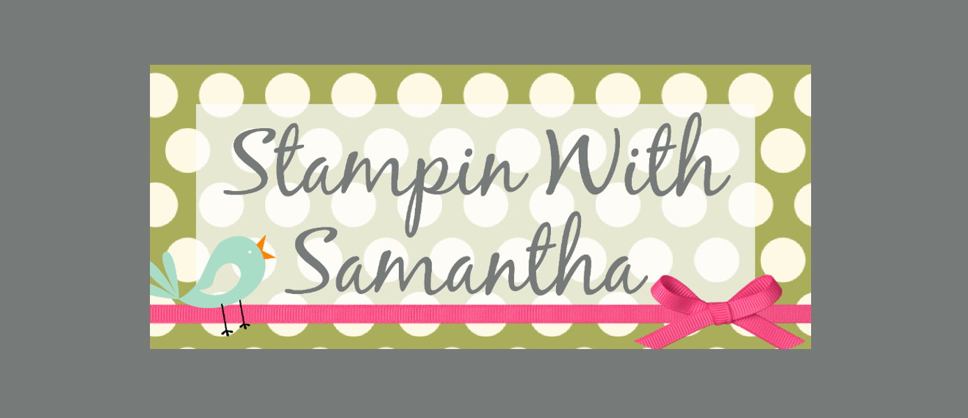 Stampin With Samantha