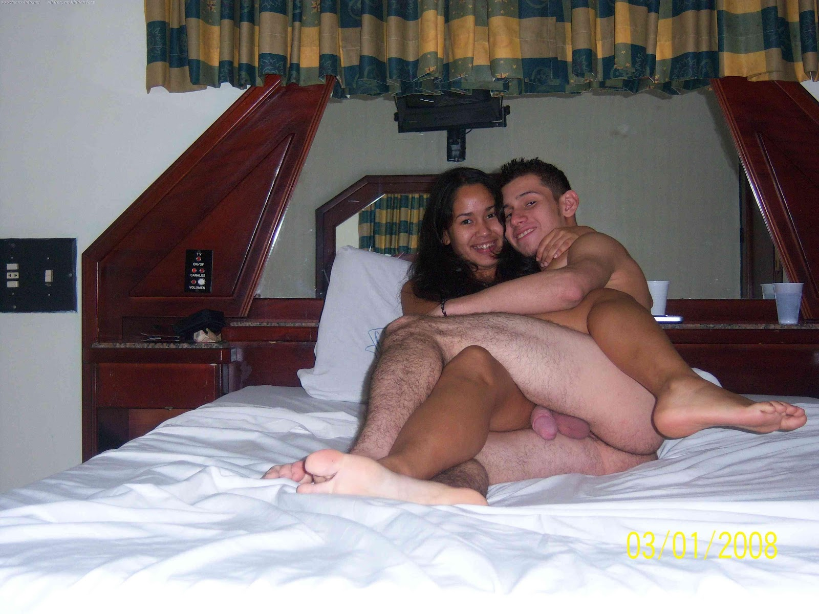 Amateur couple very accommodating gf 9