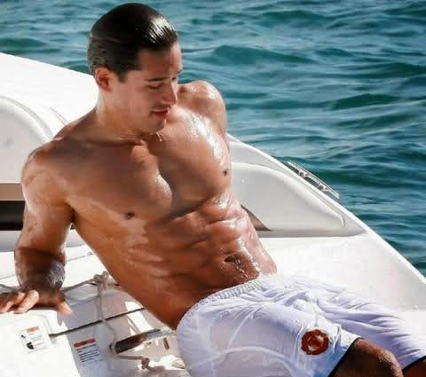 Mario López, puro oro al desnudo Fotogalerías de