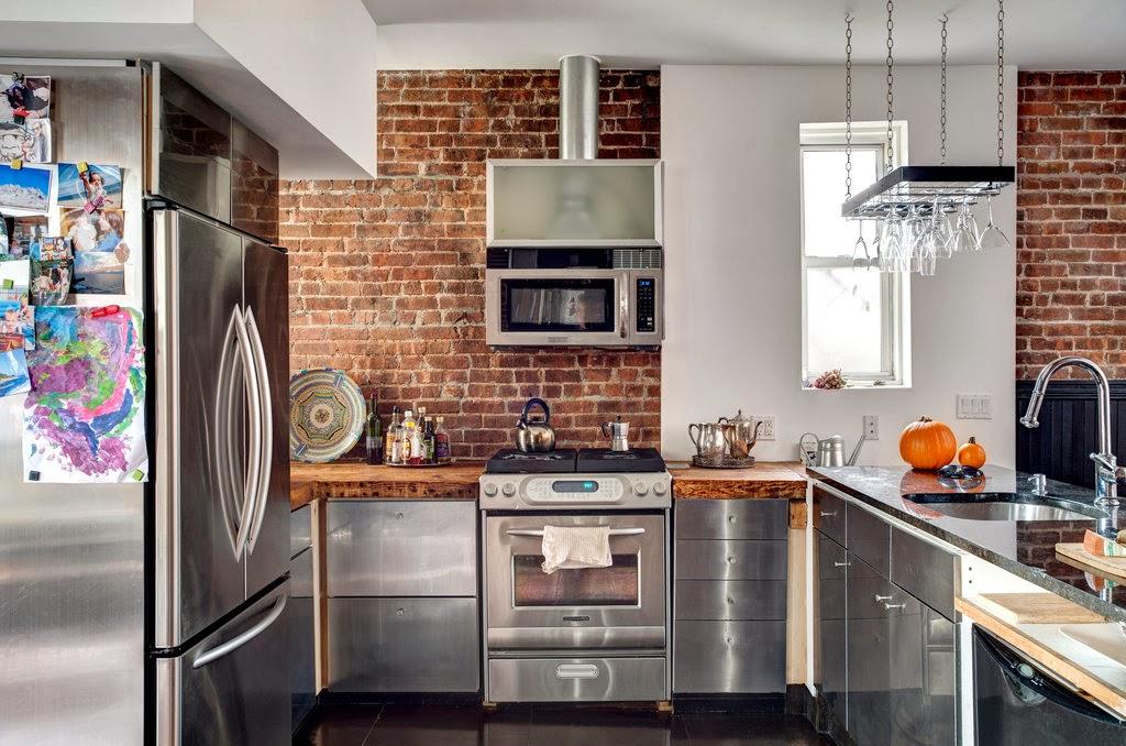 Una casa a due livelli a brooklyn for Casa a due livelli