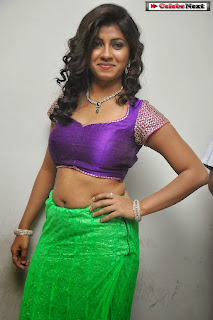 Actress Geetanjali  Picture Gallery at Oka Roju Em Jarigindi Movie Audio Launch  0051