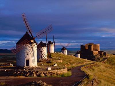 Visitare Consuegra Spagna