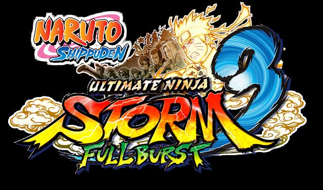 Naruto Shippuden: Ultimate Ninja Storm 3 Full Burst Full
