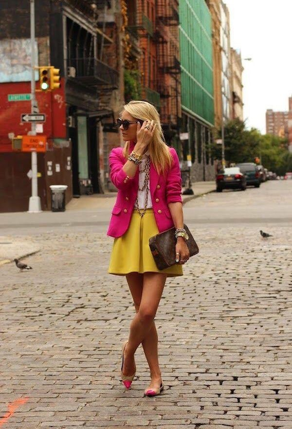 Moda en faldas cortas: Lo nuevo