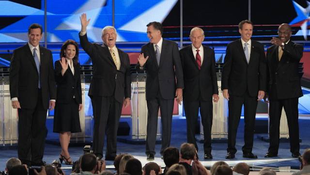 Republican Debate Frames Race Ahead
