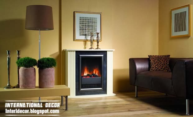 Electric fire and fireplace - Top Tips for choosing