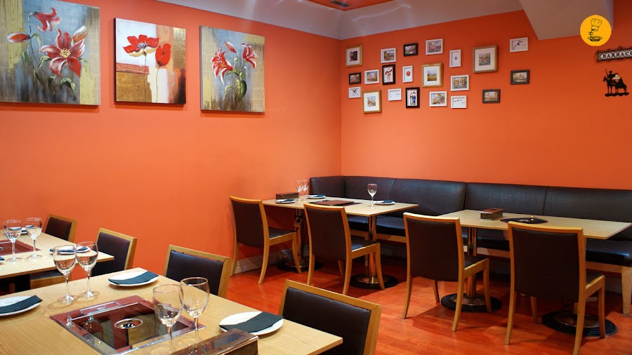 Salón restaurante Maru Madrid