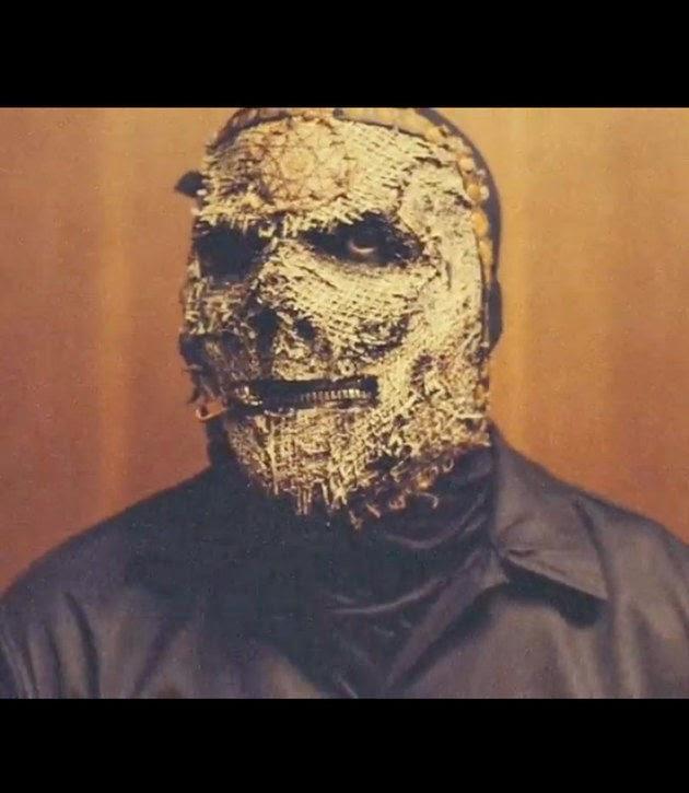 Topeng Baru dari Slipknot, Makin Gahar!