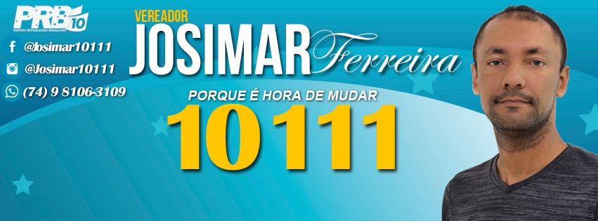 Vote Josimar Ferreira