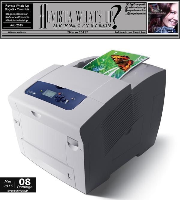 Impresoras-Xerox