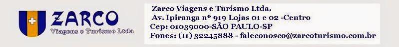 Zarco Viagens e Turismo Ltda.