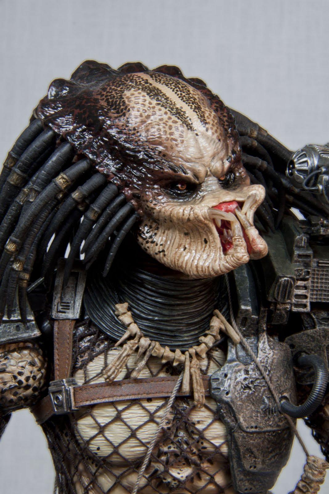 Doons Dungeon: Hot Toys Predator (Predator 1)