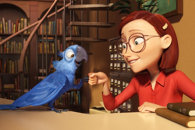 A113Animation: Rio Review - A Film That Easily Takes Flight