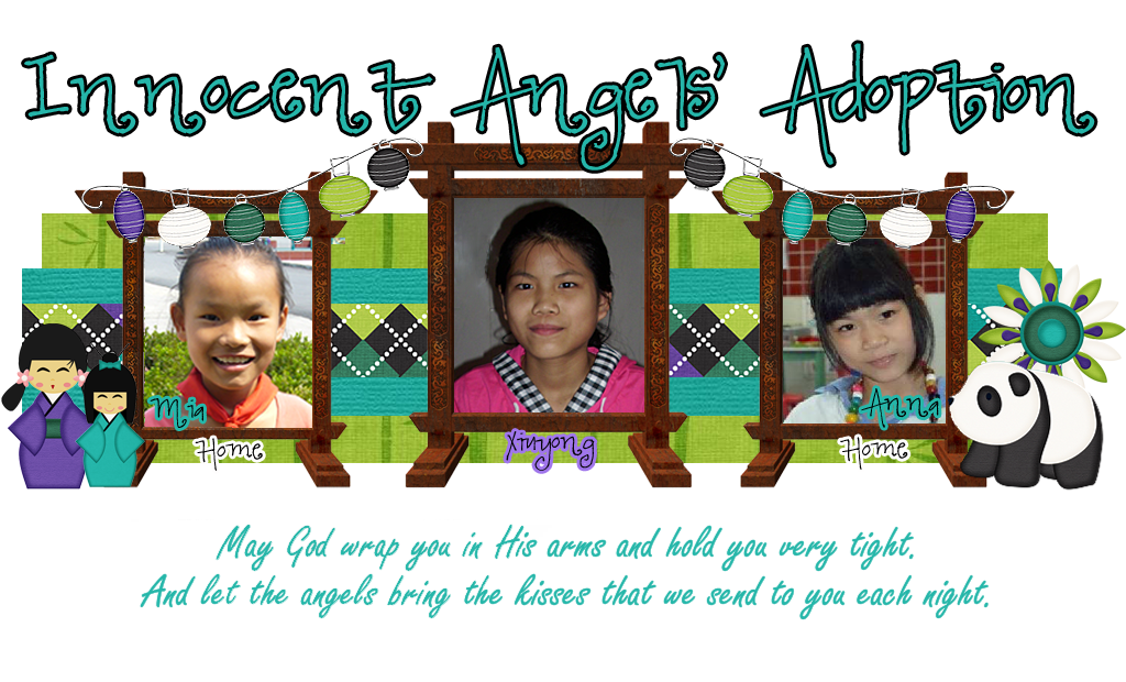 Innocent Angels' Adoption