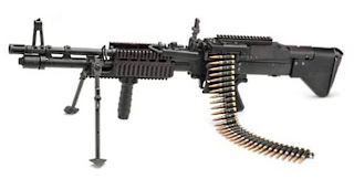 M60E4 - Modern Warfare 3 Weapons