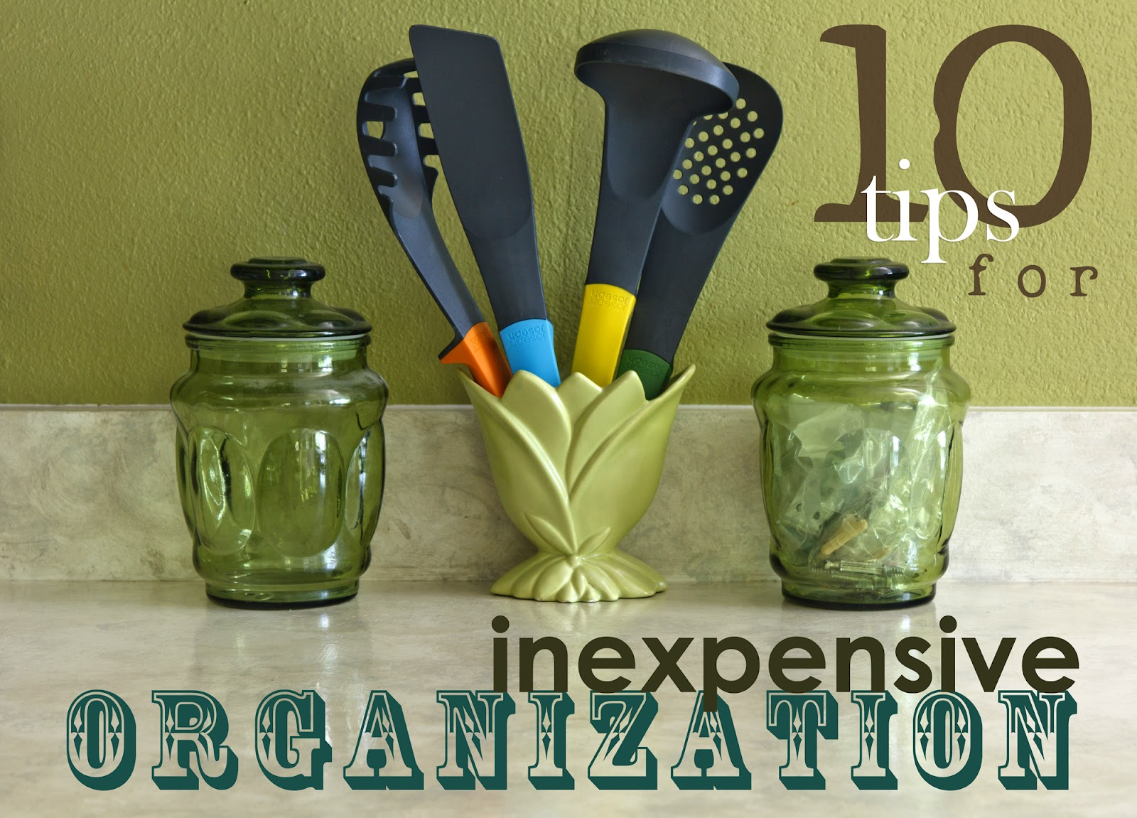 Craftastical Inexpensive Organizing