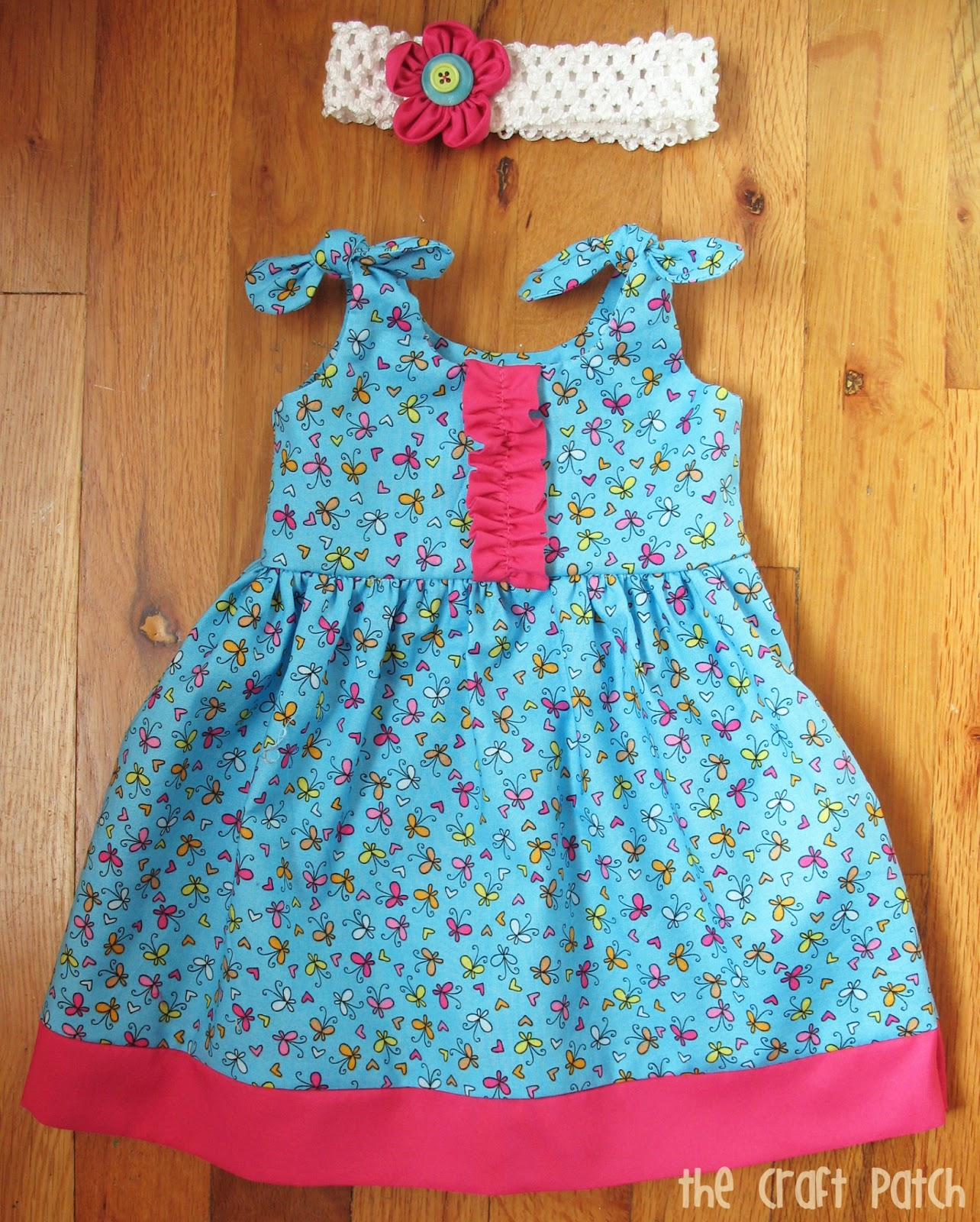 Simple Girls Dress Pattern Awesome Inspiration Design