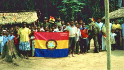 """Cabinda: Comandantes """"Noite e Dia"""" e Mazina da FLEC raptados em Ponta Negra"""