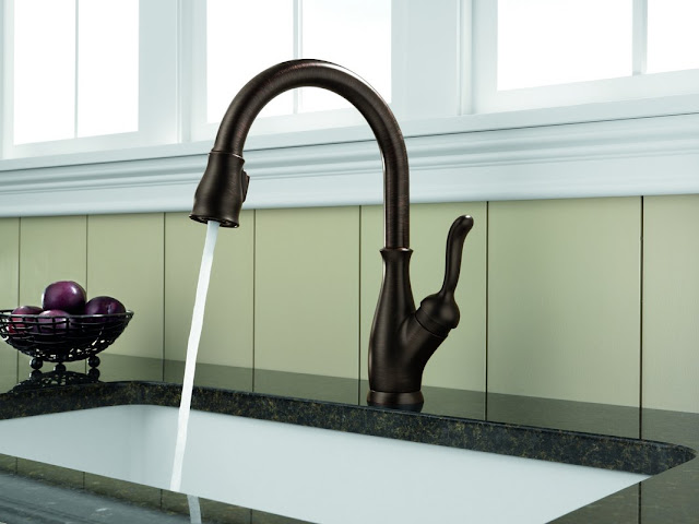 Black Home Depot Kitchen Faucets