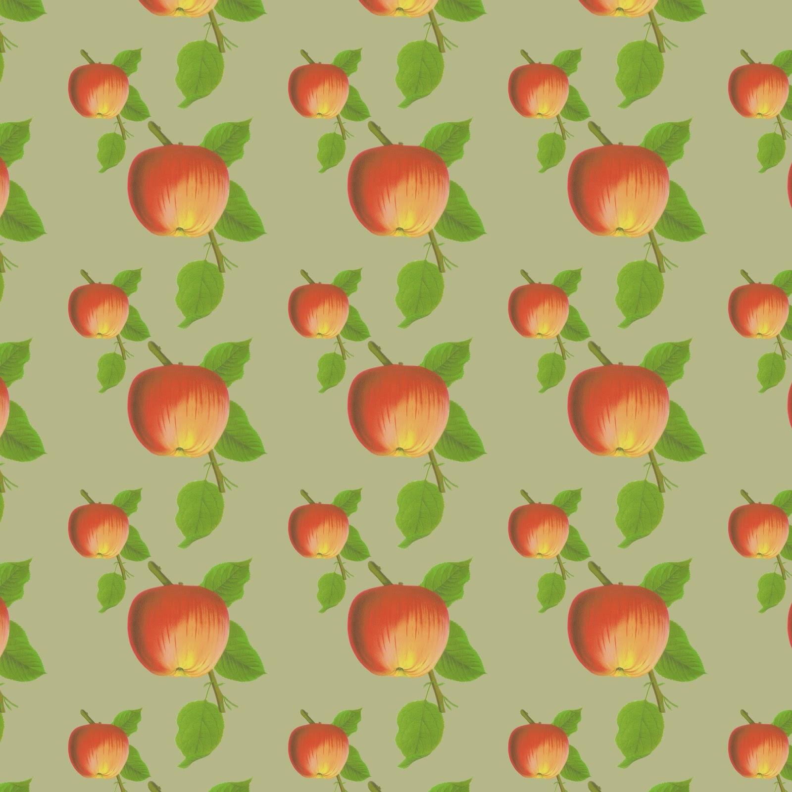the graphics monarch  stock digital paper printable apple