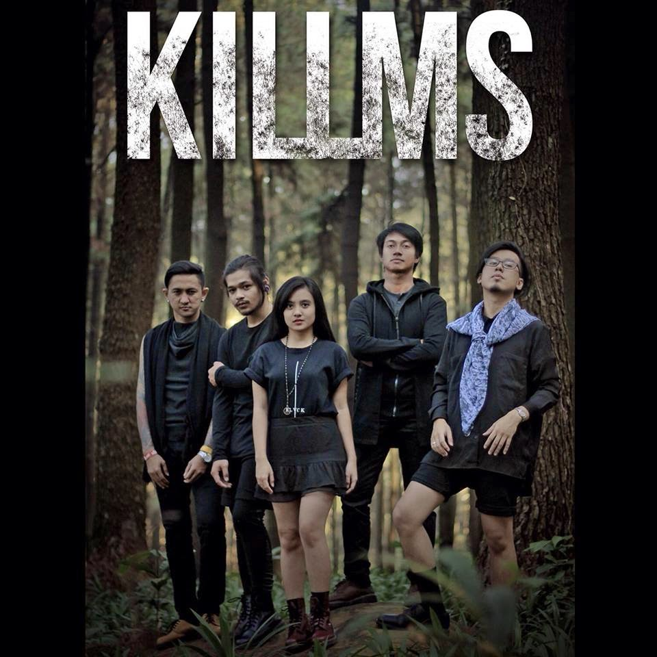 Ini Blog ya?: Vokalis Baru Killing Me Inside