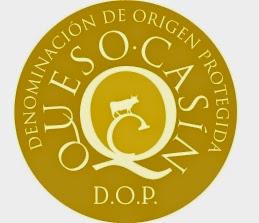logo de la denominación de origen queso casín