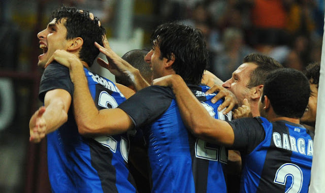 Hasil Pertandingan AC Milan vs Inter Milan 0-1, 8 Oktober 2012