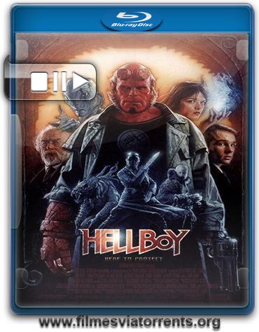 Hellboy – Versão do Diretor Torrent - BluRay Rip 720p e 1080p Dual Áudio 5.1 (2004)