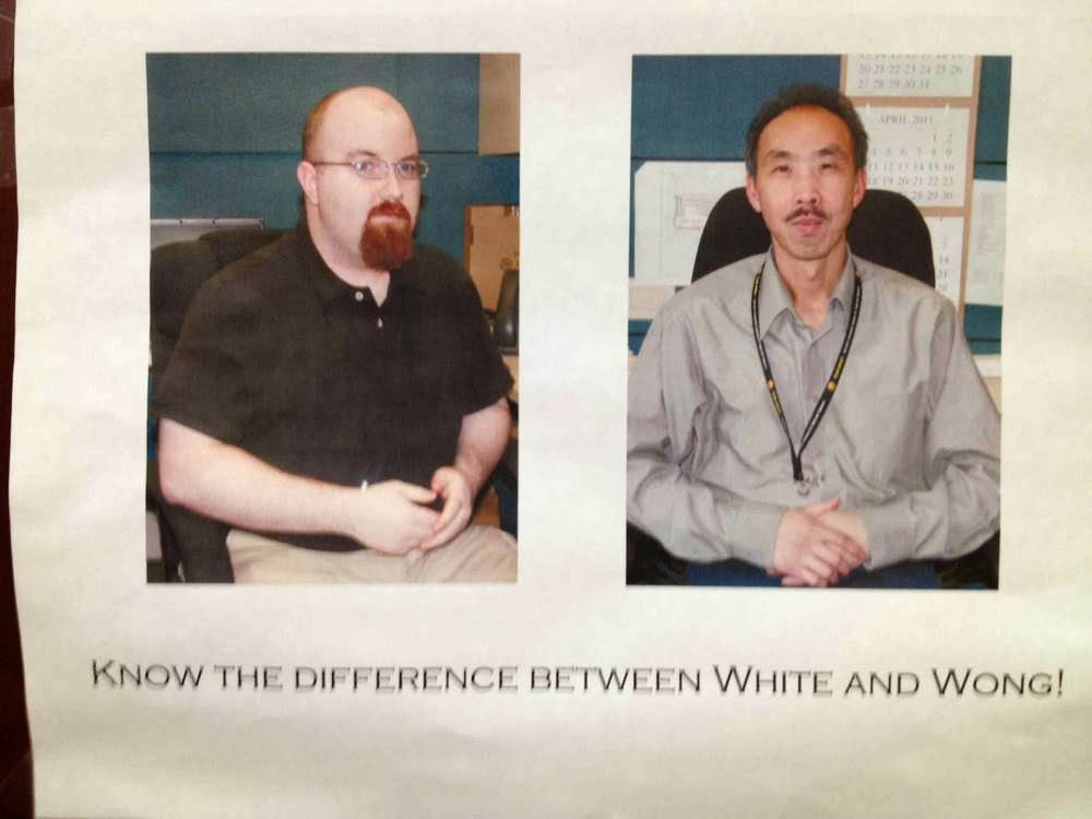 know the difference between white and wong