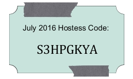Hostess Code - current