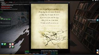 Dawning of an Endless Night, Amundsen's letter