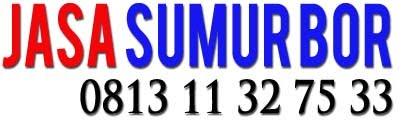 Jasa Sumur Bor Tangerang | 081311327533