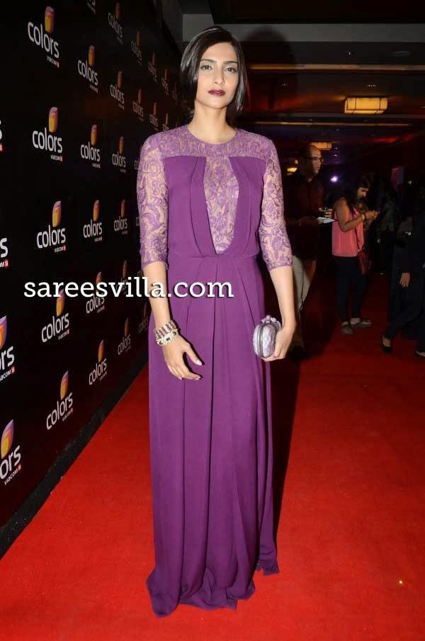Actress Sonam Kapoor