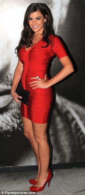 Rode jurk welke kleur schoenen