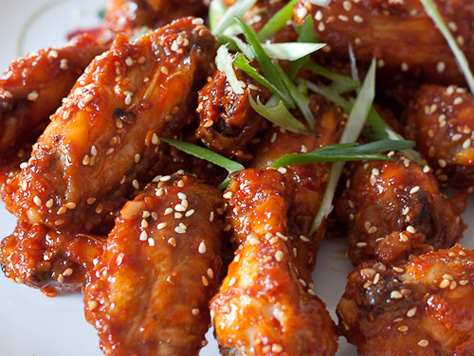 Info Recipe Images: Korean Fried Chicken Recipe