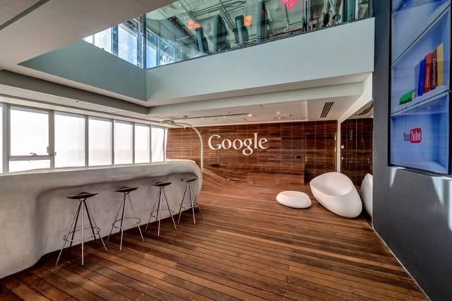 The New Google Office in Tel Aviv