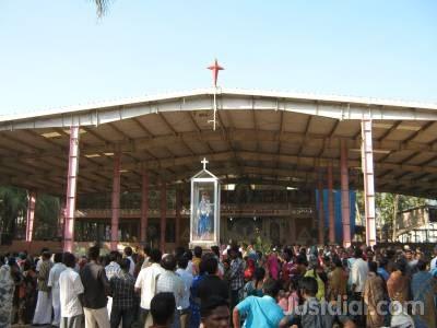 Arockiya Annai Shrine Vadipatti i